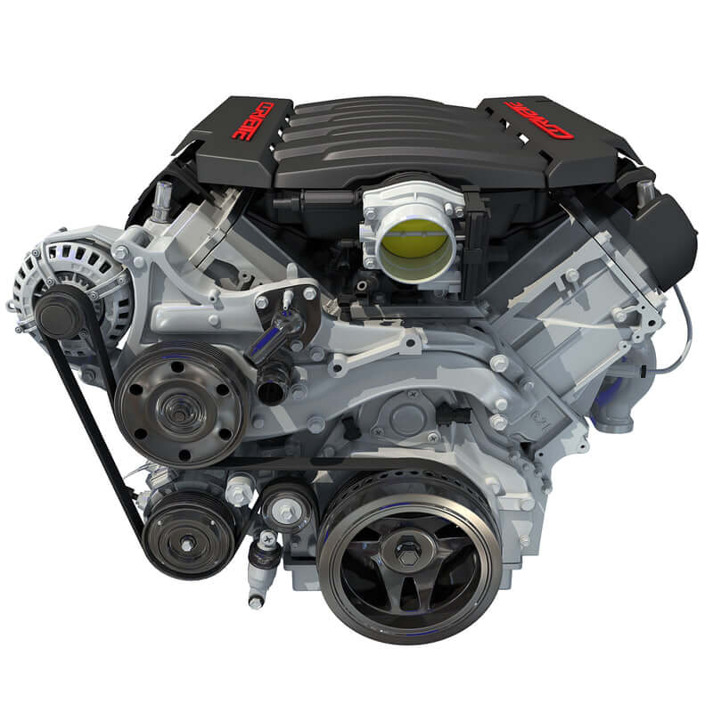Engines & Components